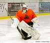 Orange Goalie 1