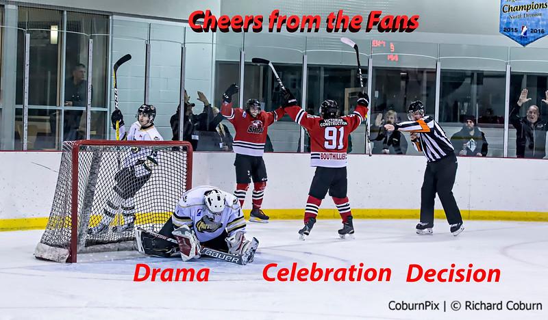 Drama Celebration Decision labelled