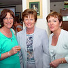 2004-06-16 At Nora Hanratty's retirement party with colleagues Margaret Gannon and Mary Healy