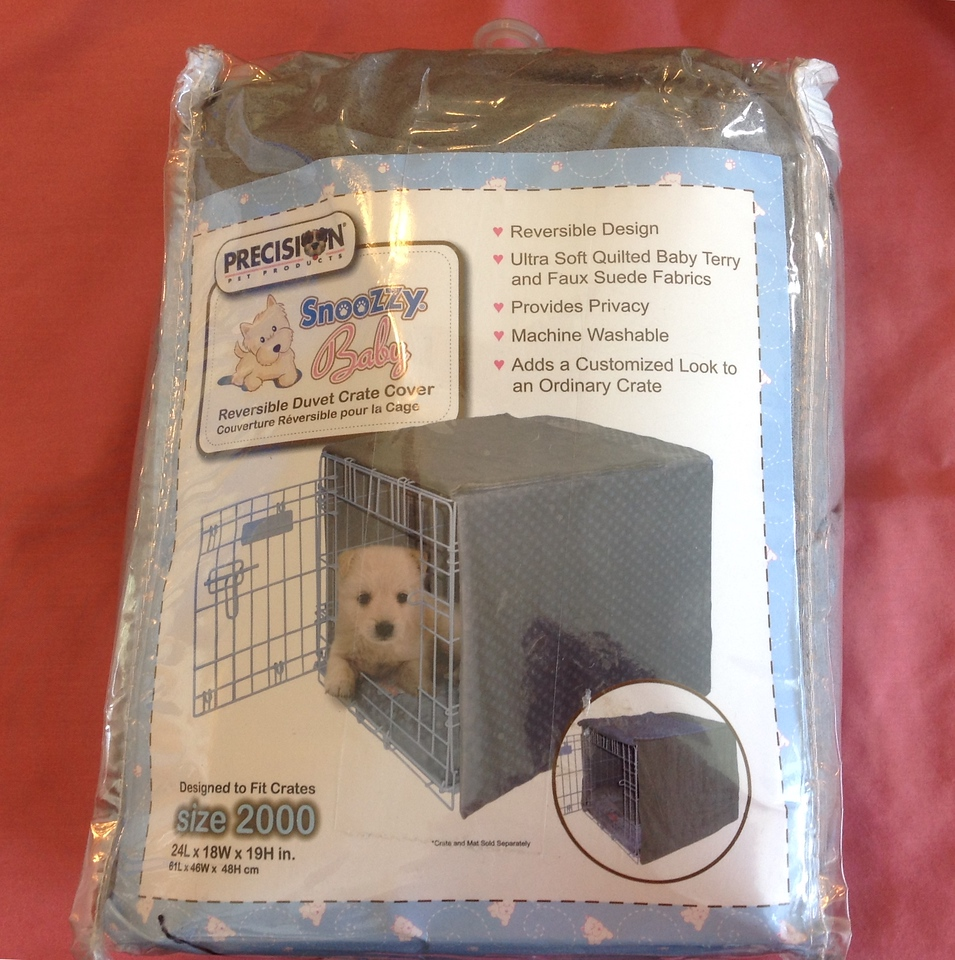 Crate cover 24 x 18 x 19h<br /> <br /> Winner pays shipping<br /> <br /> Starting bid $10