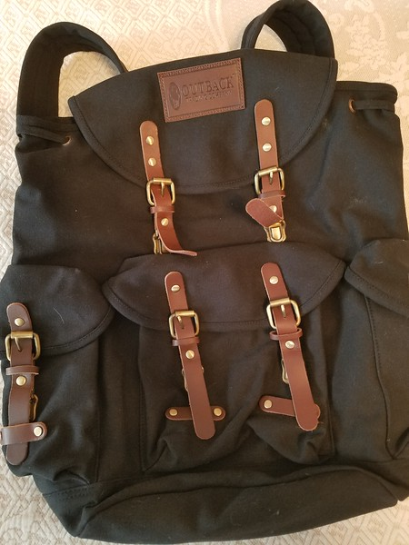 Outback Trading Co. Back Pack