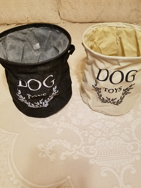 Dog Toy Totes