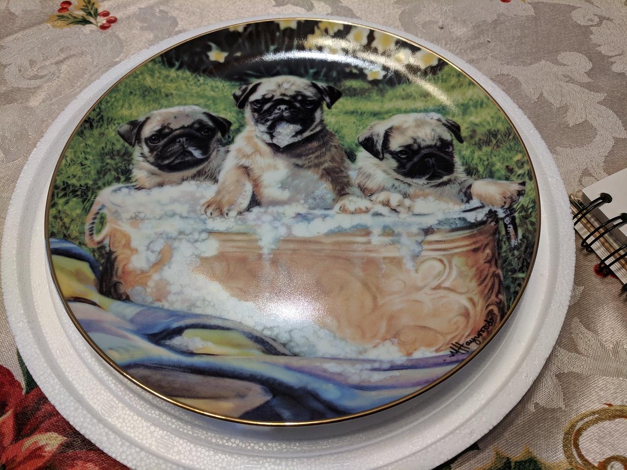Danbury Mint Bathtime Buddies