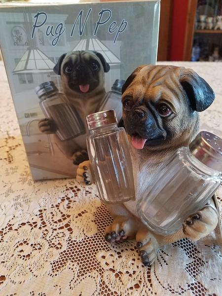 Pug N Pep Shaker Set
