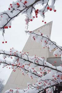 Fairfax Campus, Snow