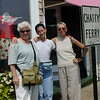 Beth Fredericks, Judy Estroff and Karen Bean, Harbor Springs, MI 2003.