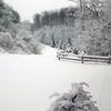 A winter scene. Photo by JJ Johnson.