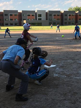 A league playing near the new dorm at Northwestern Michigan College. Photo by Russ VanHouzen.