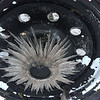 Ice pattern on wheel hub. Photo by John Lievense.