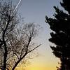 A sunset over Lake Leelanau. Photo by Jeff Kessler.