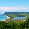 A view from Empire Bluffs. Photo by Jerry Mikowski.