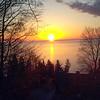 West Bay sunrise. Photo by JJ Johnson.