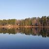 Morning on Arbutus Lake. Photo by Glen Lile