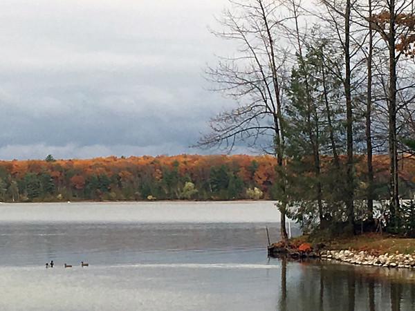 Autumn on Green Lake. Photo by Marianne Carlson.