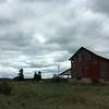 "A barn ""on the way"" to Petoskey. Photo Cheryl K. Gerschbacher."