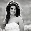 Women-Wedding-Dress-Black-and-White