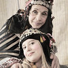 Daphnee & Rokia Berber women
