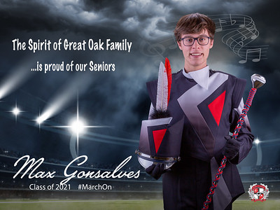 Max Gonsalves Yard Sign