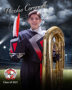 Nicolas Coronado Banner
