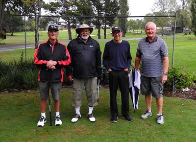 Eric Karbon, Ken Simon (Fox Hills), Ken Daly, Peter Tallack (Richmond) DSCN0387