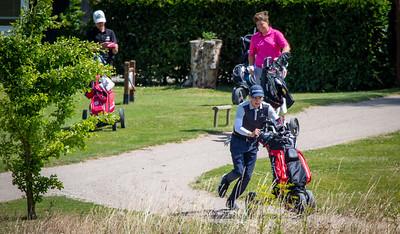 Junior Camp 2019 i Smørum Golfklub