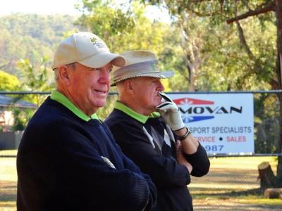 Jim Lyons & Ken Powell (Richmond) DSCN8420