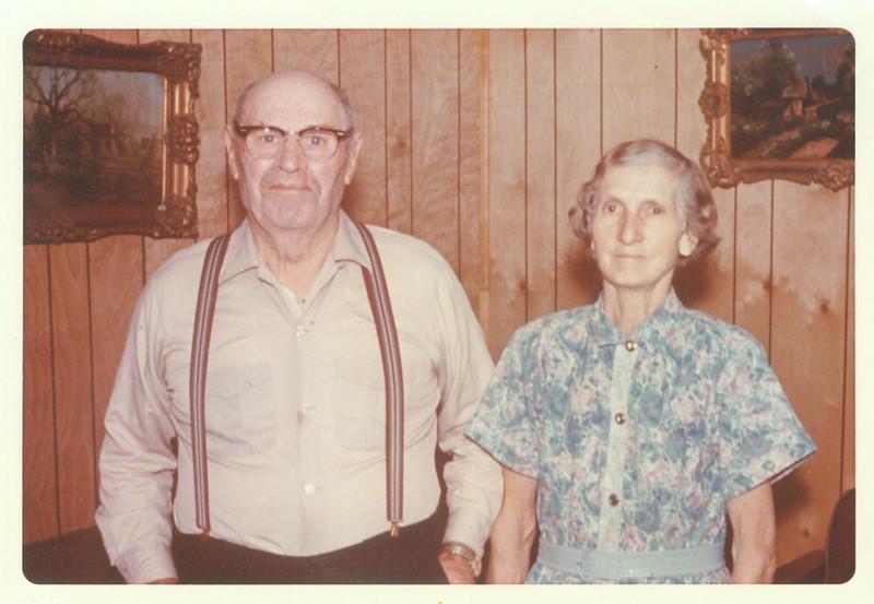 Jacob Schaak and 3rd wife Marie, Father of Sarah Schaak Carter, Grandfather of Victoria (Carter) Henwood