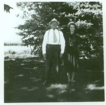 Jacob Schaak and 3rd wife Marie, Father of Sarah (Schaak) Carter and Grandfather of Victoria (Carter) Henwood
