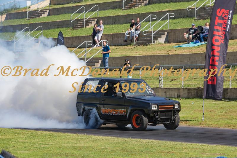BRAD McDONALD GOOD FRYDAY BURNOUTS 201704140214