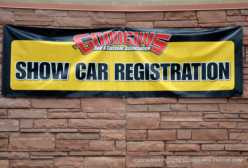 GOOD GUYS REGISTRATION , LOVELAND COLORADO