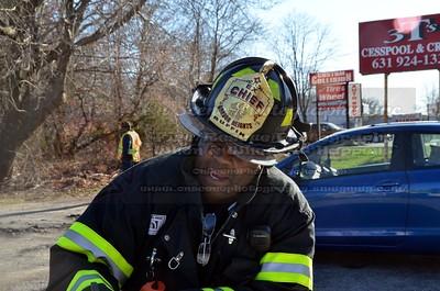 GORDON HEIGHTS FIRE DEPARTMENT