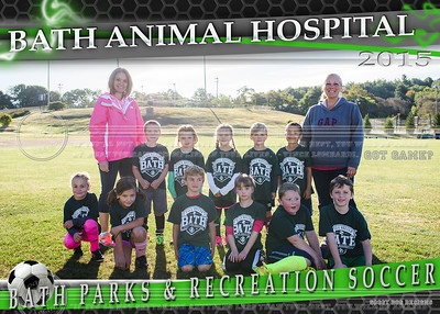 BaTH ANIMAL HOSPITAL 5x7 Team