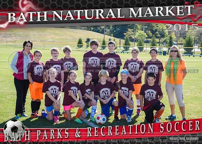 BATH NATURAL MARKET team 5x7