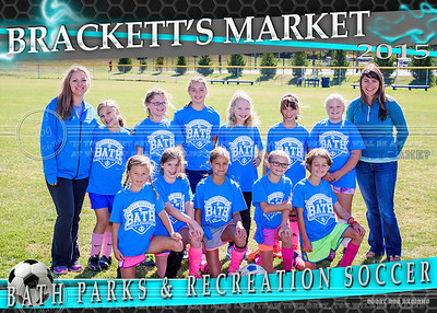 BRACKETT'S MARKET 5x7 Team