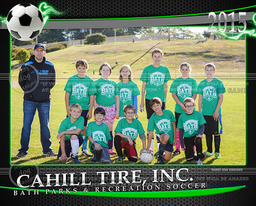 CAHILL TIRE Team