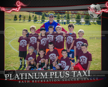 PLATINUM PLUS TAXI 8X10 TEAM