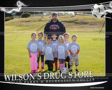 WILSON'S Team