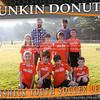 Dunkin Donuts 5x7 Team