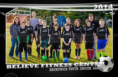 11x17 believe team