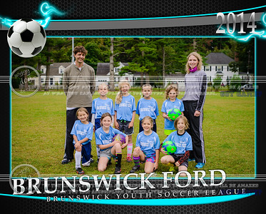Brunswick Ford team