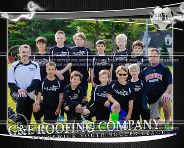 GE ROOFING team 8X10