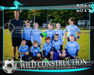 GM Wild 8x10 team