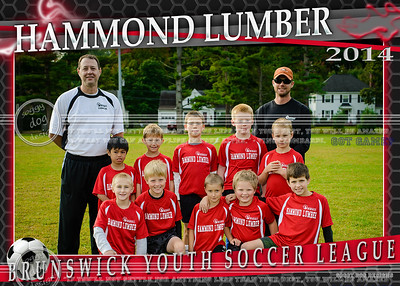 Hammond Lumber 5x7