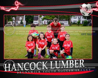 Hancock Lumber 8x10