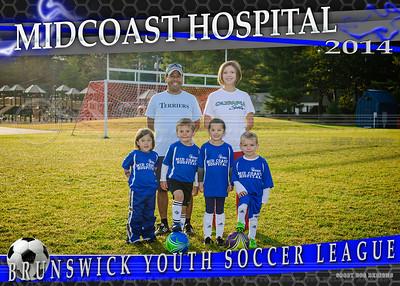 MIDCOAST HOSPITAL  team 5x7
