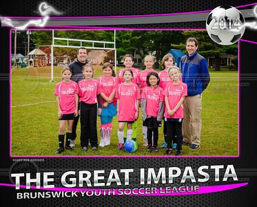 The Great Impasta 8x10 team