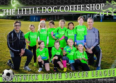 Little Dog 5x7