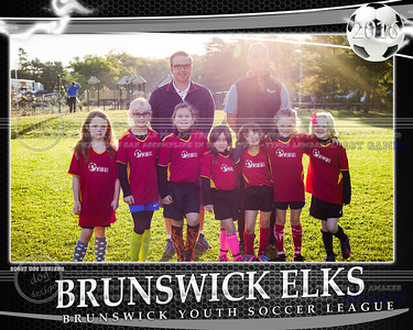 Brunswick Elks Team