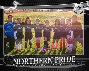 Northern Pride Team
