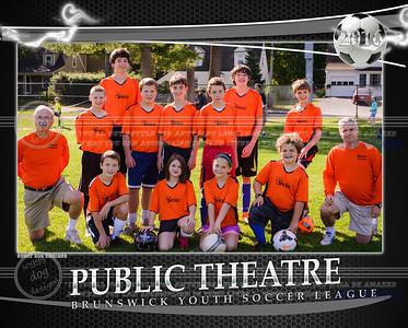 Public Theatre Team